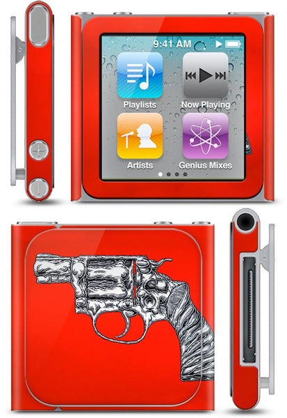 As Cold As They Come Part III iPod Skin
