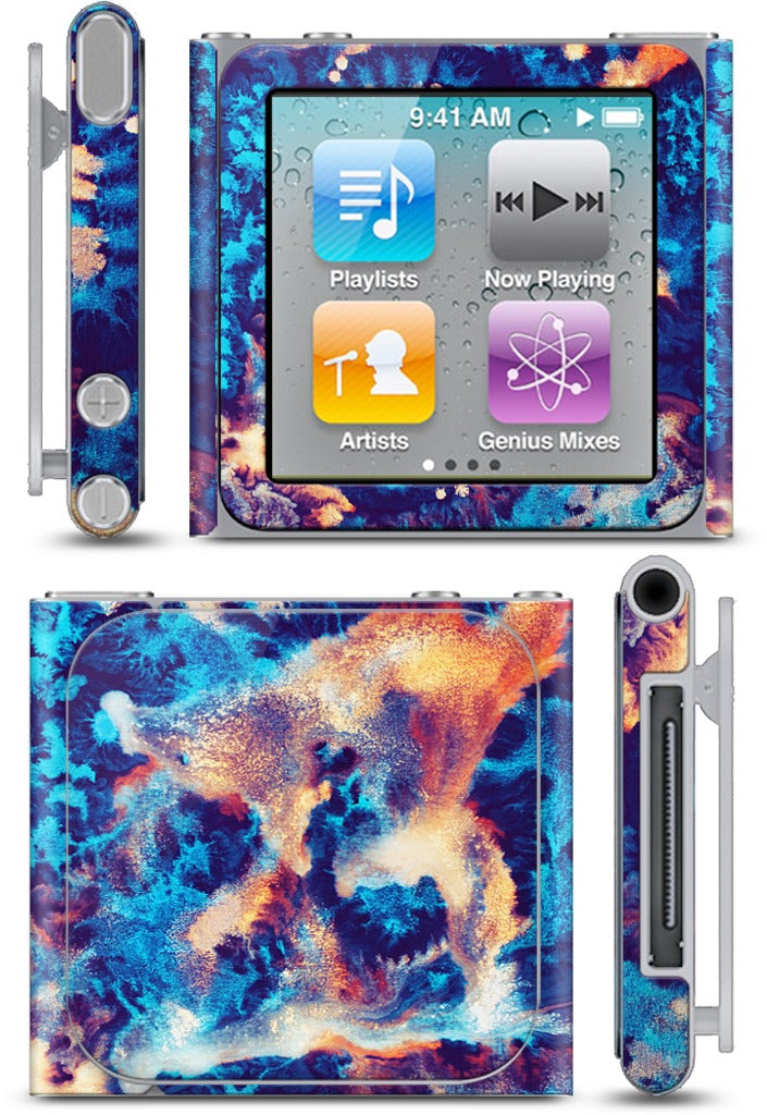 Magical iPod Skin