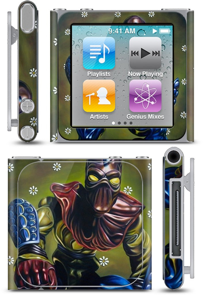 Foot Soldier iPod Skin