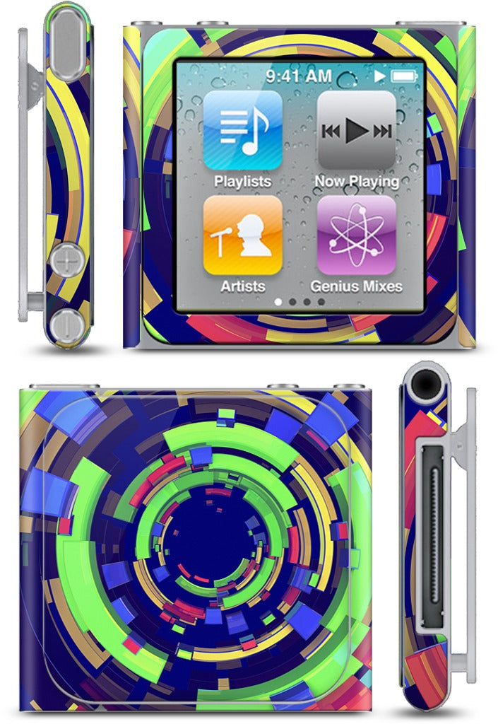 Wistful #1 iPod Skin