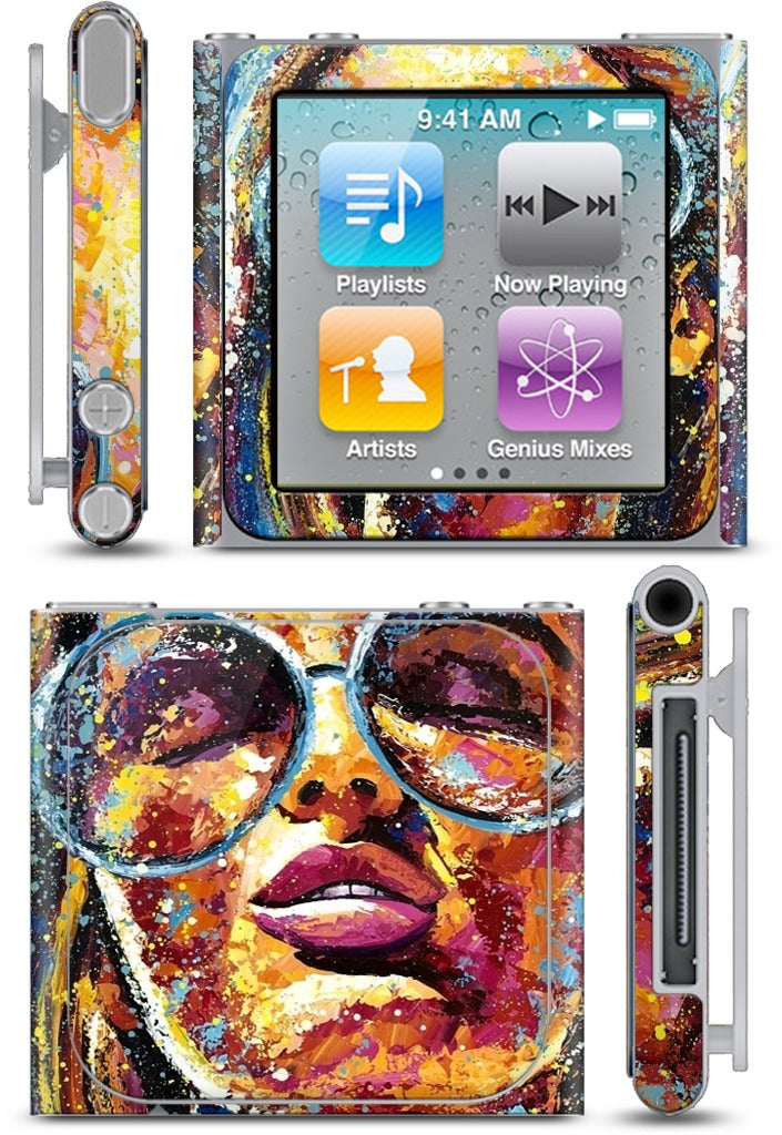 Summer Of Love iPod Skin