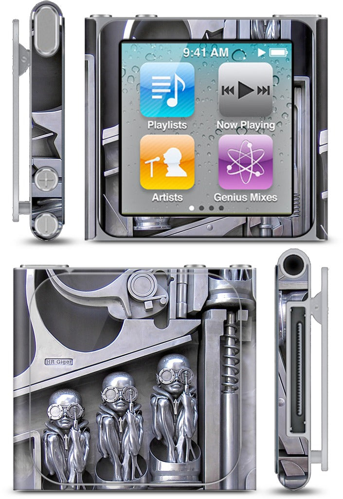 Birthmachine iPod Skin
