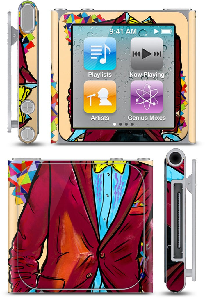 THE INTRODUCTION #7 iPod Skin