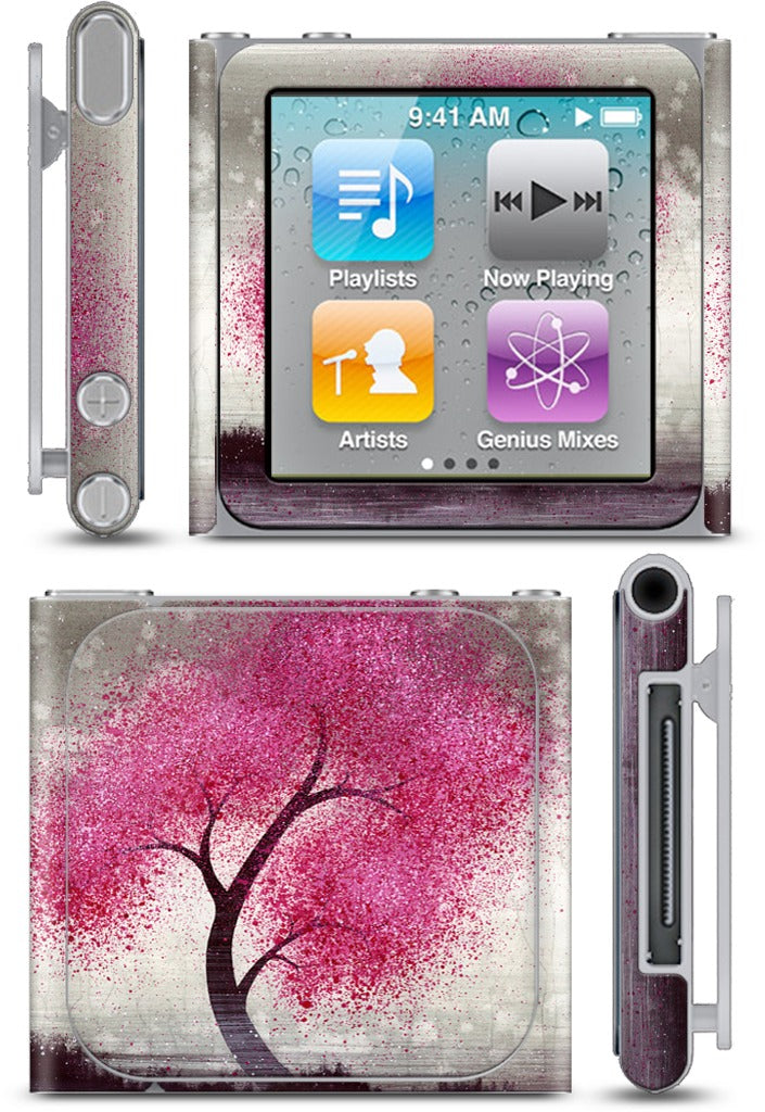 Bloom iPod Skin