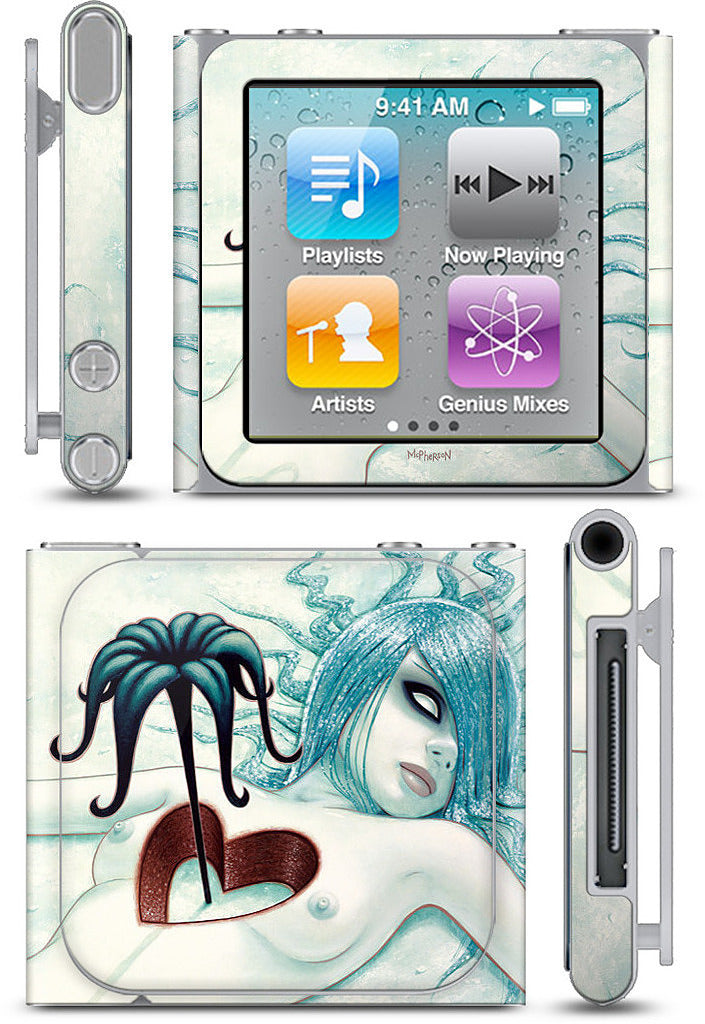Hey We All Die Sometimes iPod Skin