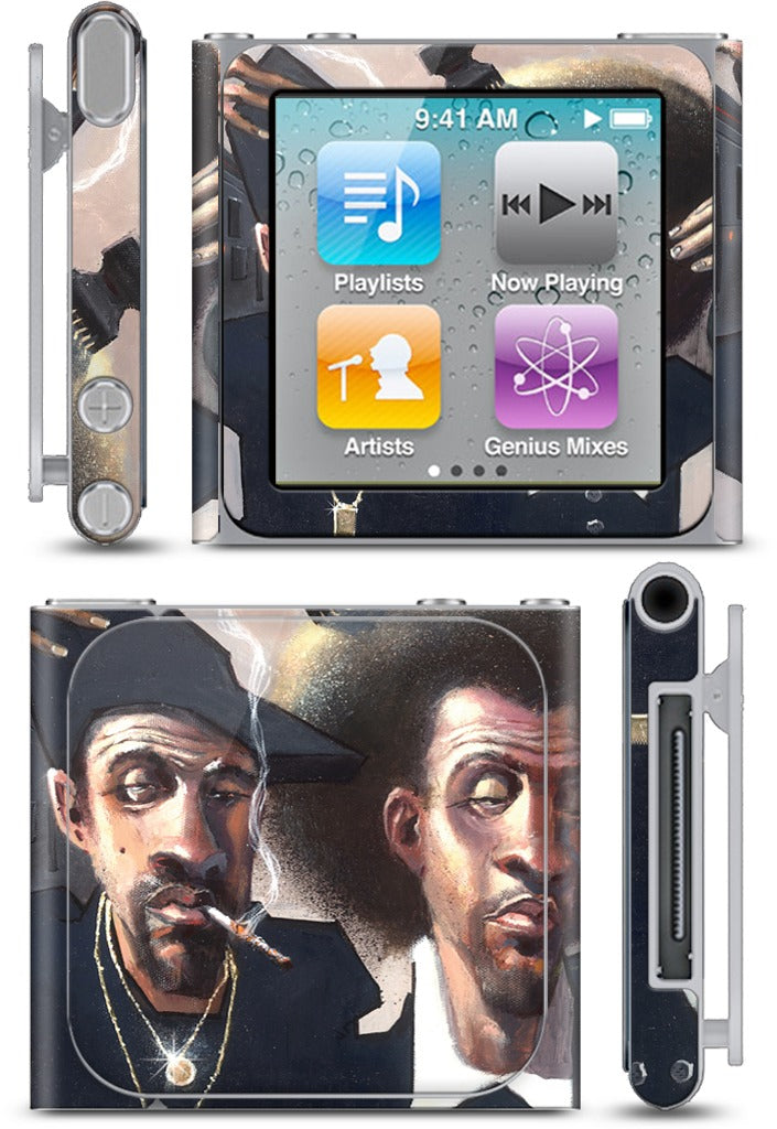 Back In The Day iPod Skin