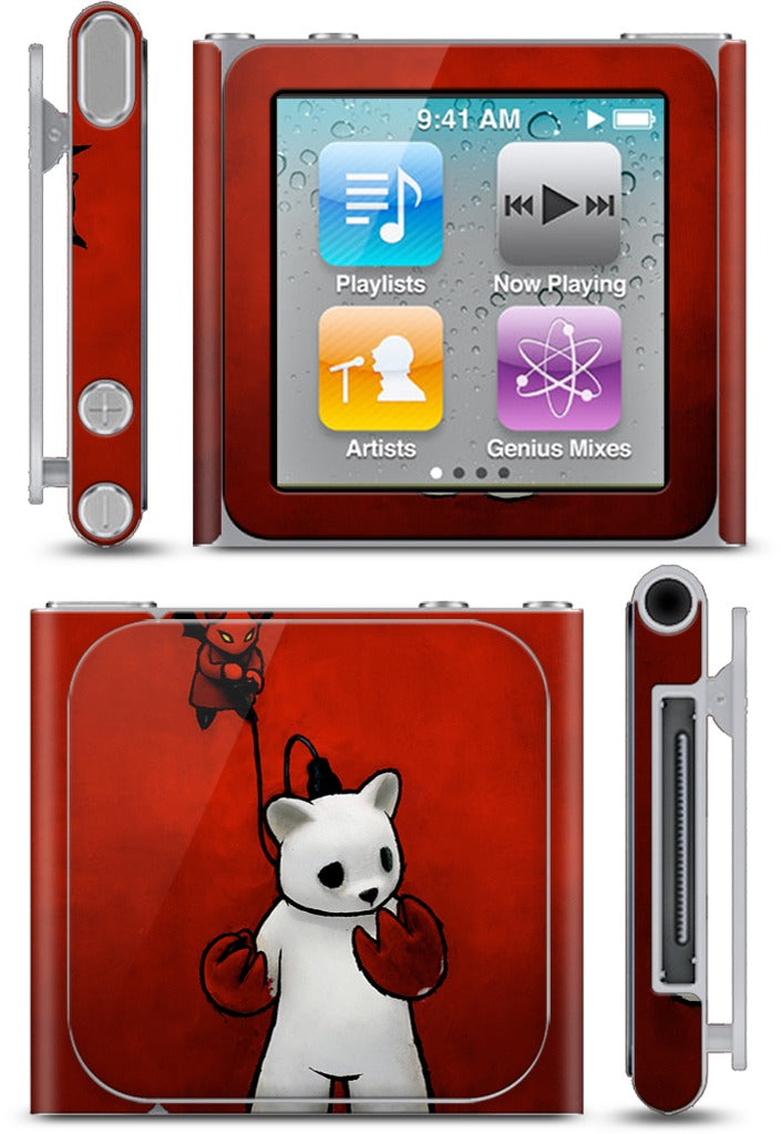Possessed iPod Skin