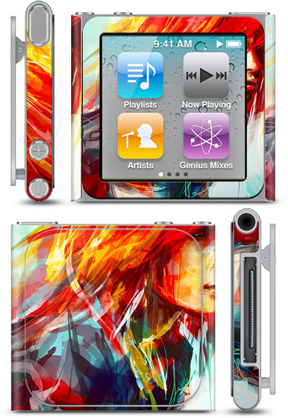 Airplanes iPod Skin