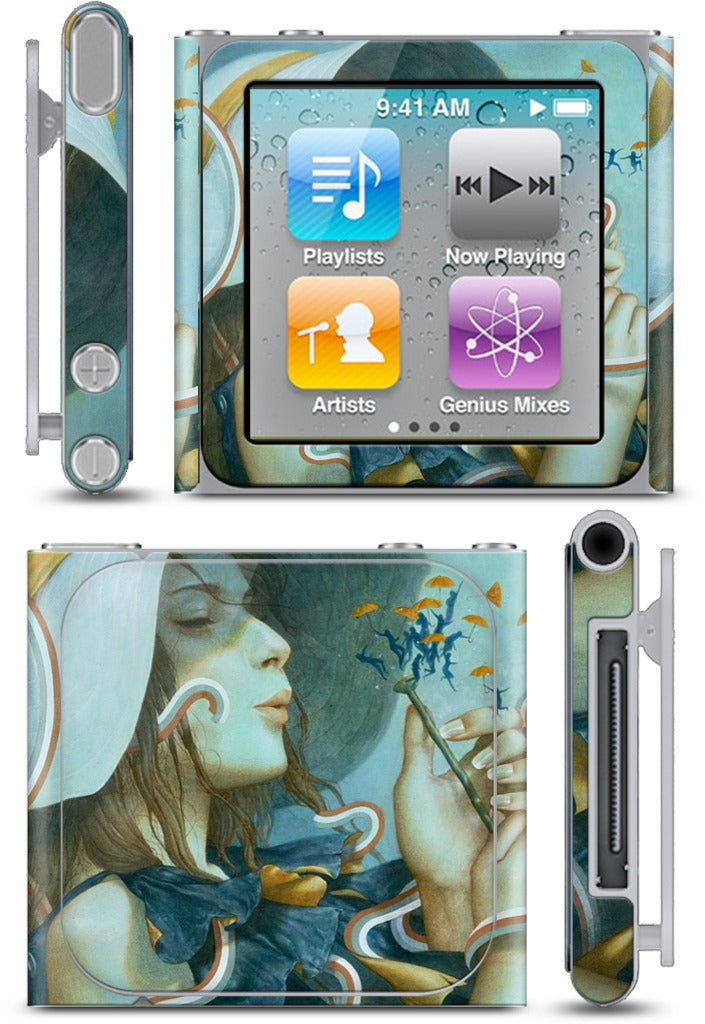 If The World Keeps on Churning, Turning iPod Skin
