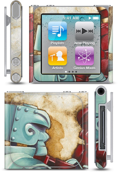 The Warriors iPod Skin