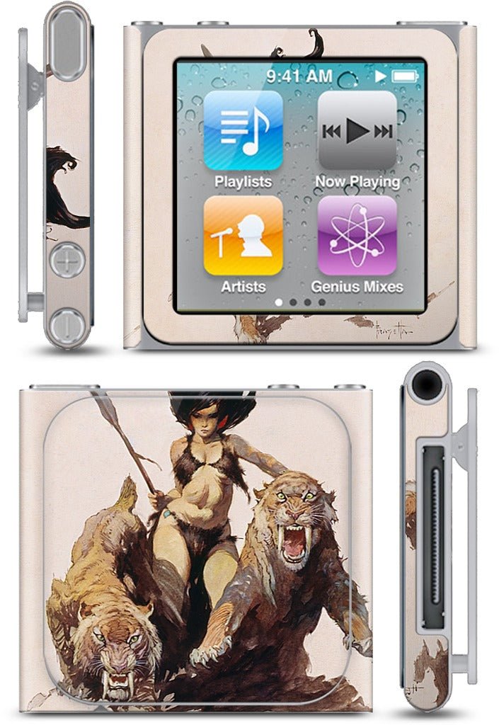 The Huntress iPod Skin