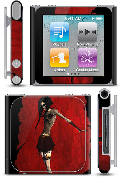 No Outlet iPod Skin