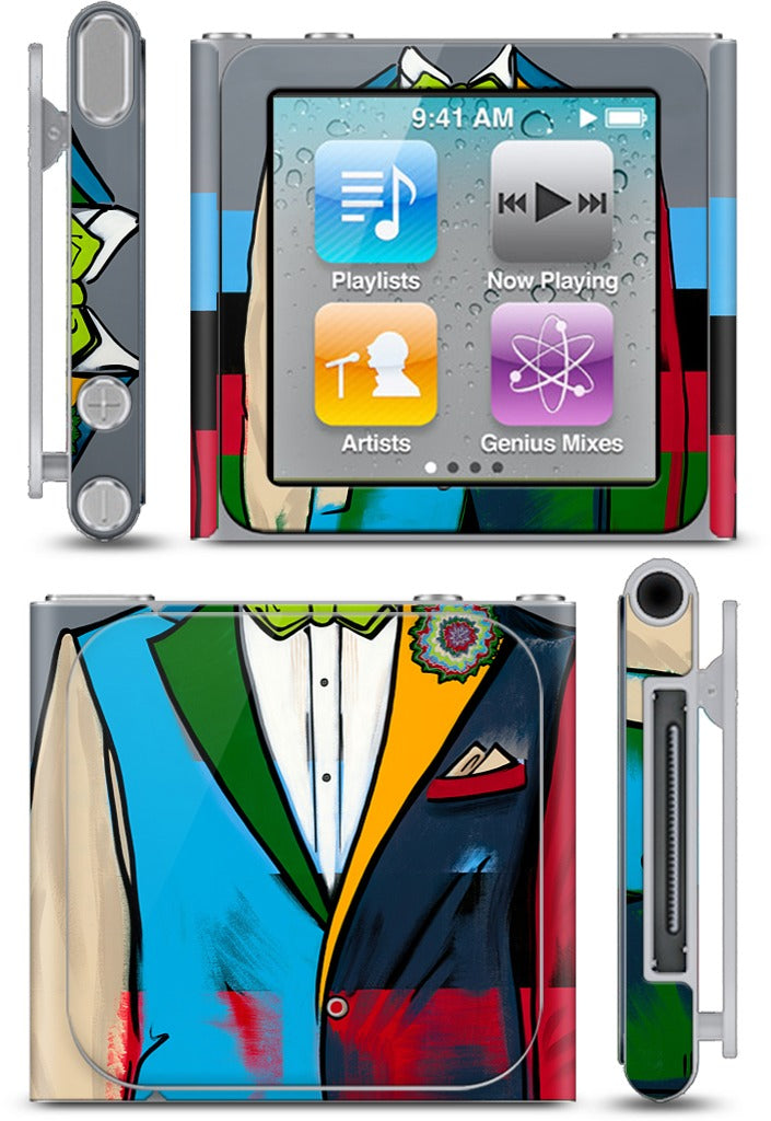THE INTRODUCTION #8 iPod Skin