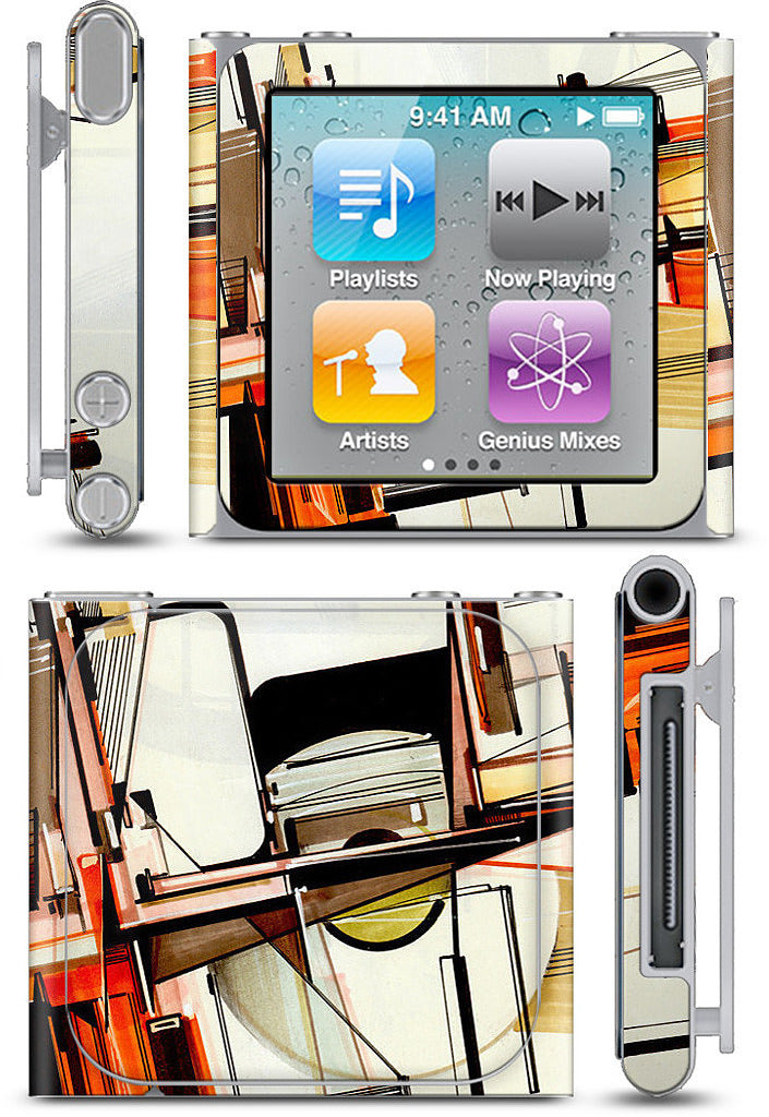 Field Notes iPod Skin