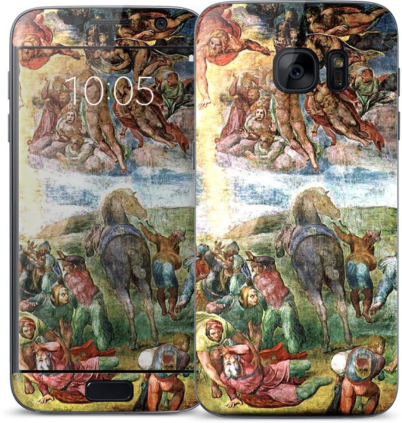 Conversion of Saint Paul Samsung Skin