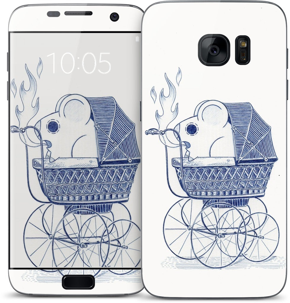 Hell on Wheels Samsung Skin