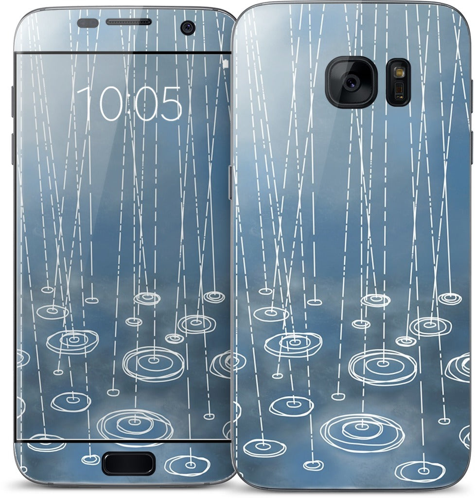 Another Rainy Day Samsung Skin