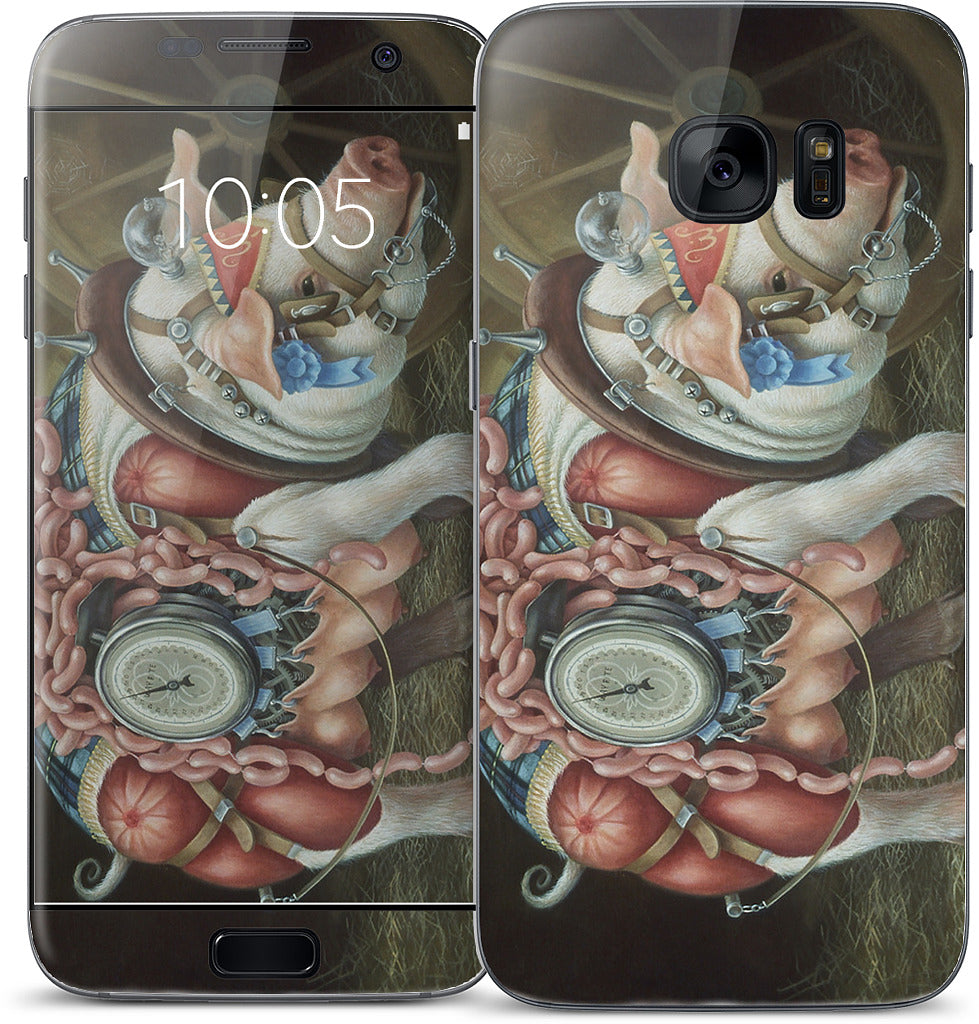 Some Pig Samsung Skin