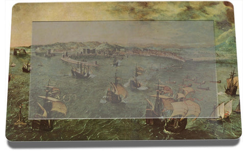 Naval Battle in the Gulf of Napless Lennox