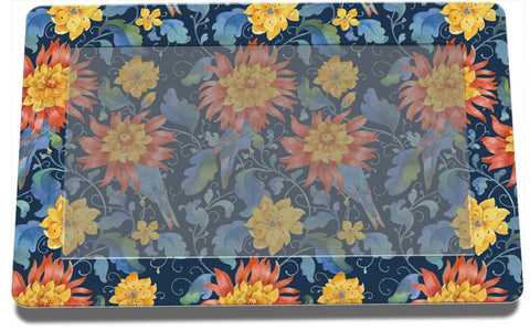 Blue Bird Pattern Lennox