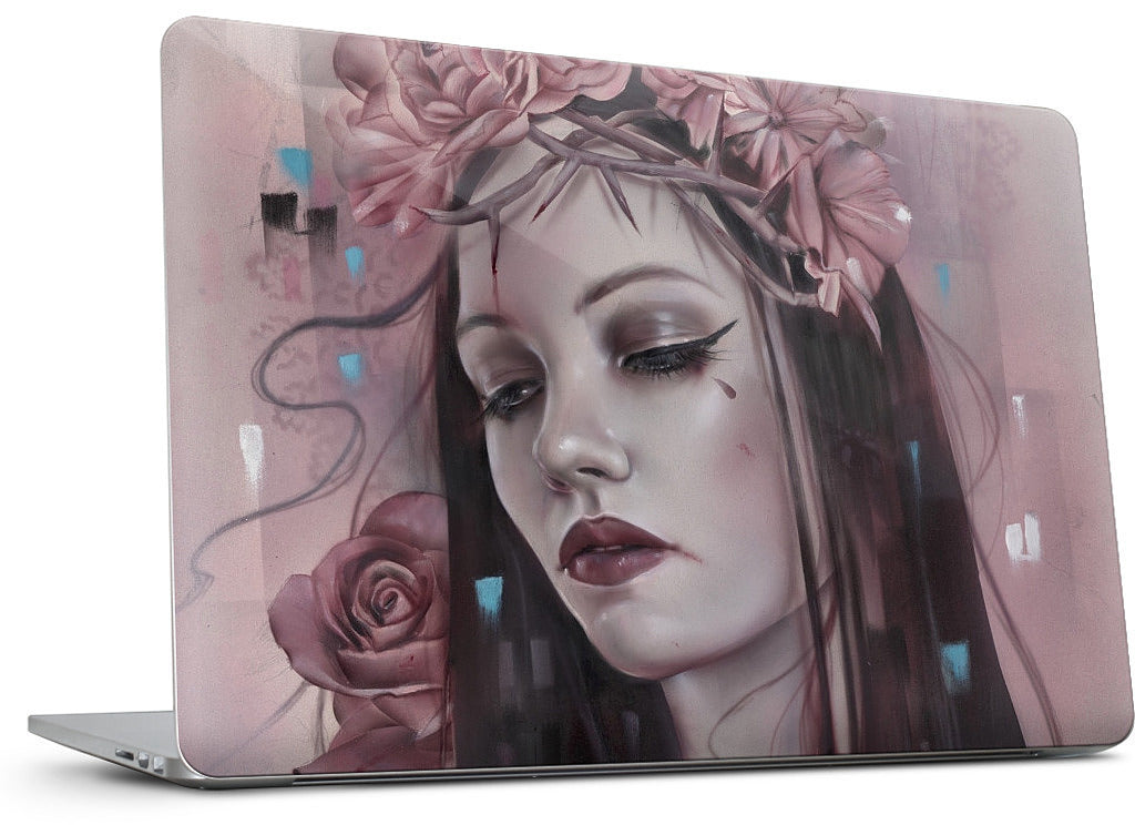 Mourning MacBook Skin
