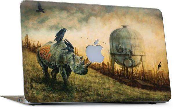 'Drew's Empire Builder' Laptop Skin