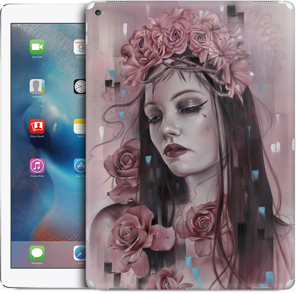 Mourning iPad Skin