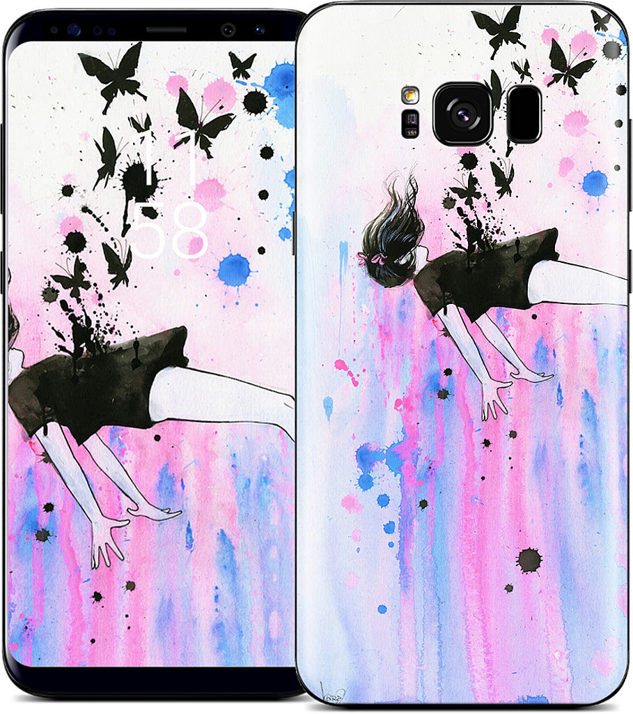 Out of Gravity Samsung Skin