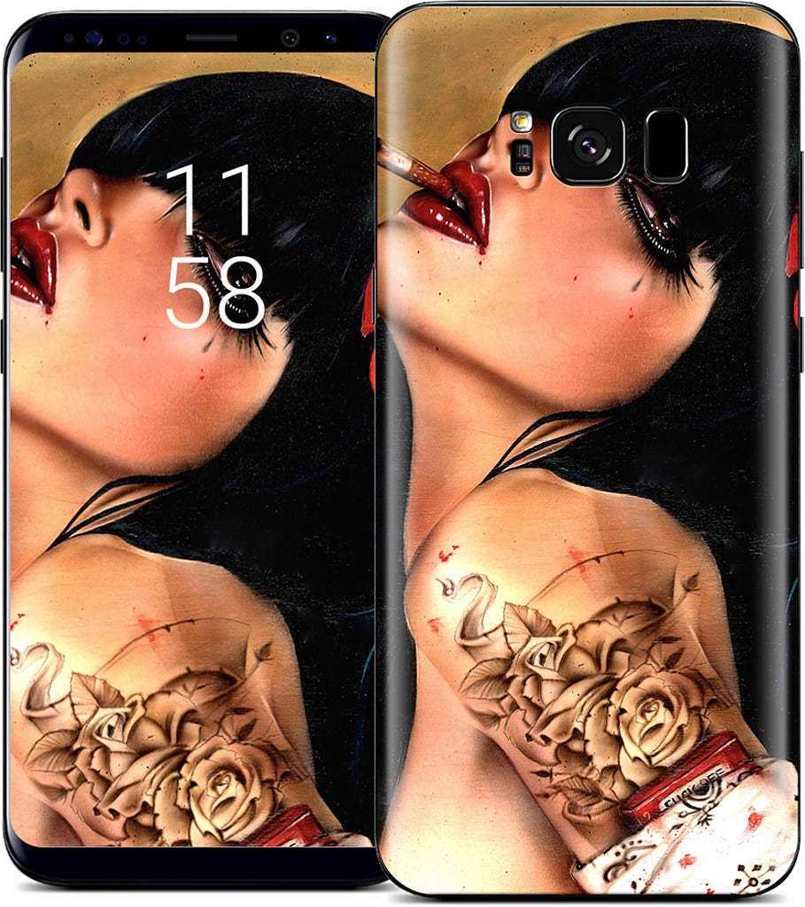 Hang-Over Samsung Skin