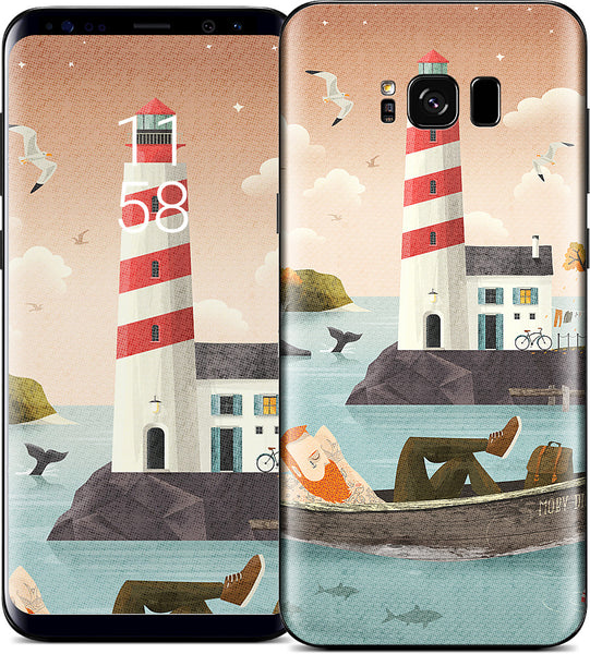 Lighthouse Samsung Skin