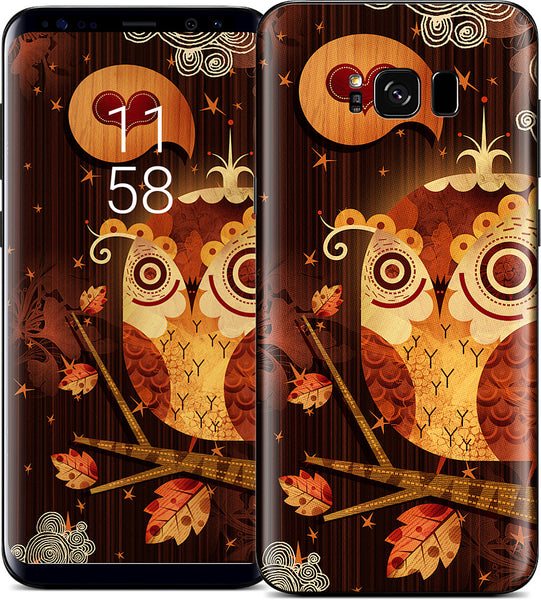 The Enamored Owl Samsung Skin