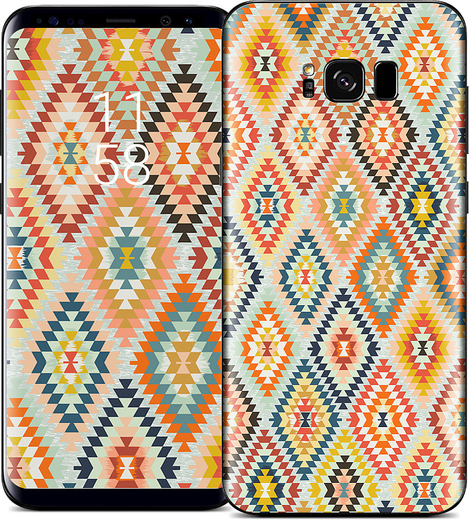 Serape by April Rhodes Samsung Skin