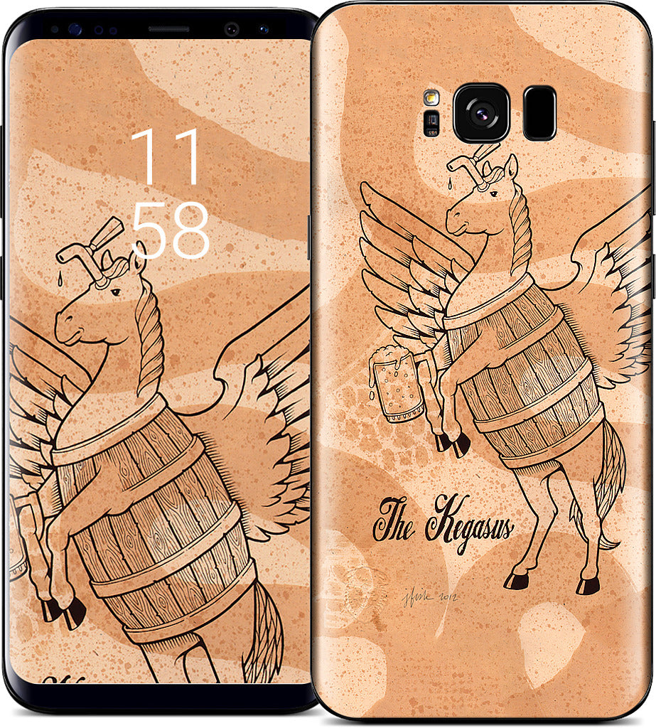 The KEGASUS Samsung Skin