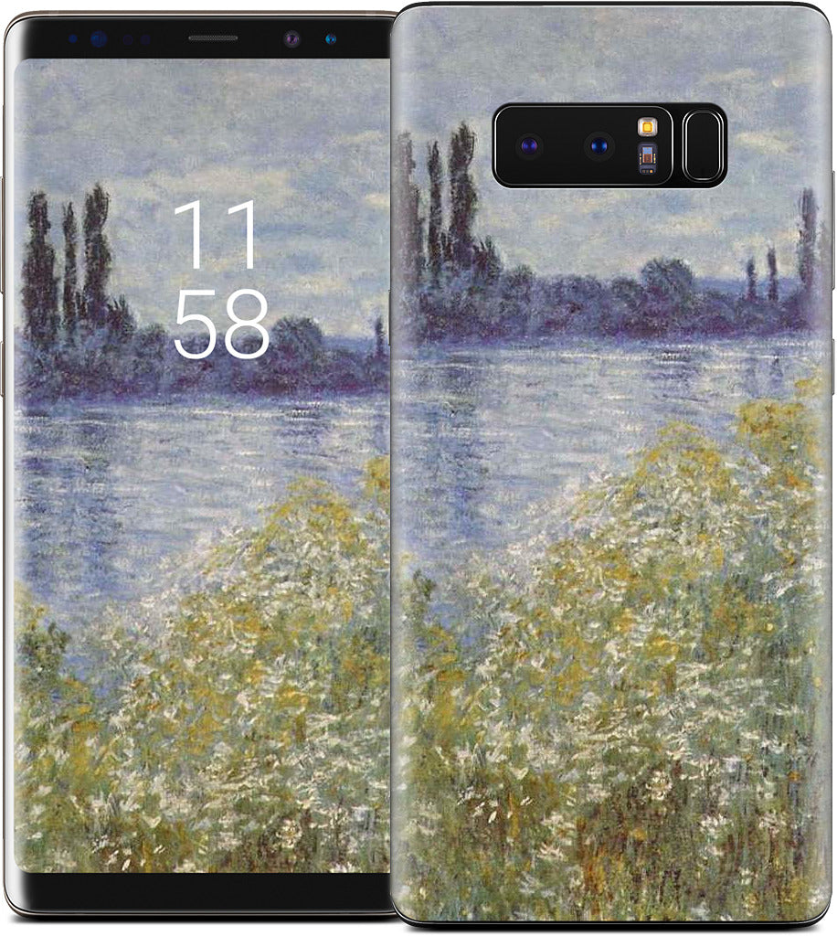 Banks of the Seine Samsung Skin