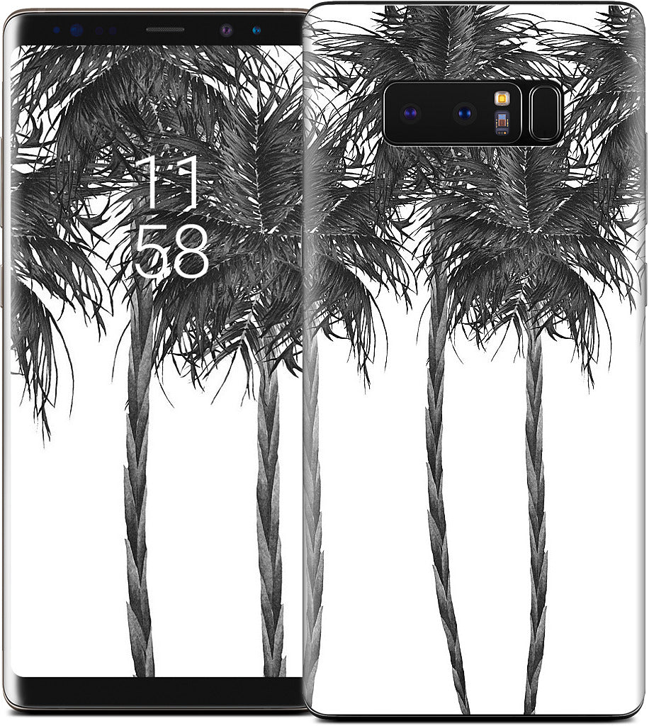 Palm Tree Samsung Skin
