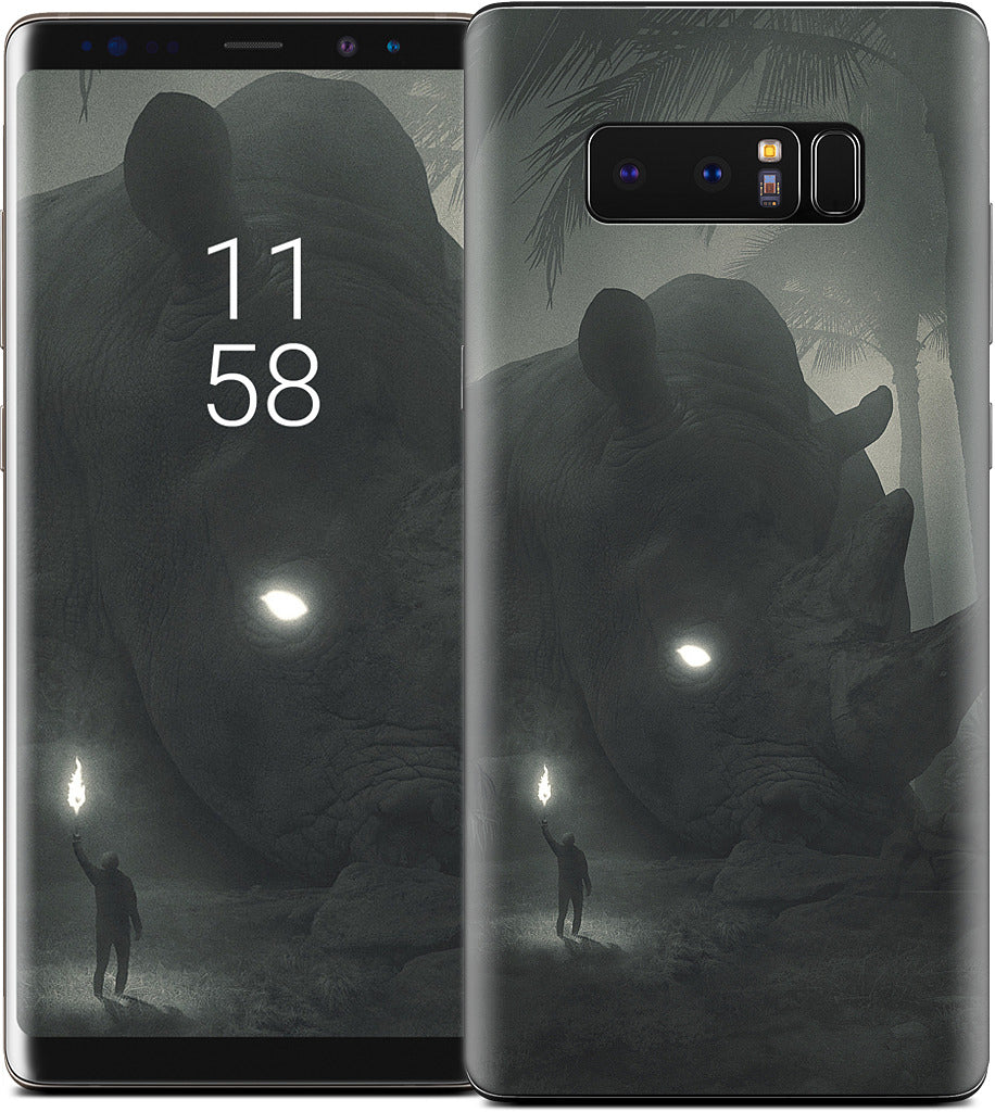 Face of Fear Samsung Skin
