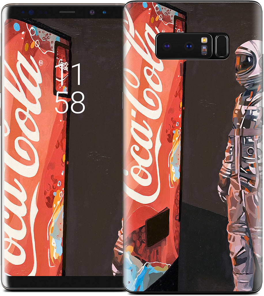 The Coke Machine Samsung Skin