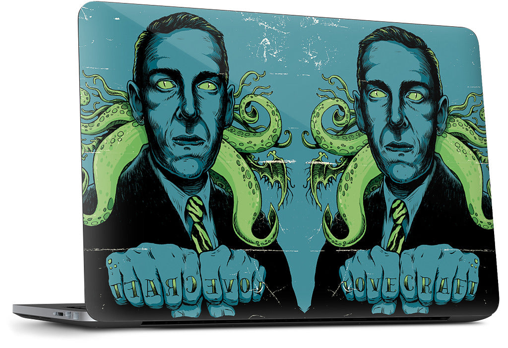 H.P. Lovecraft Dell Laptop Skin
