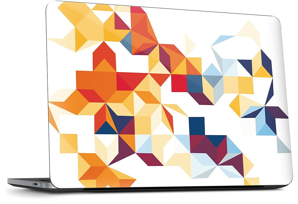 Segments Dell Laptop Skin