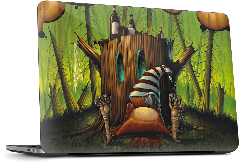 A Really Good Night Dell Laptop Skin