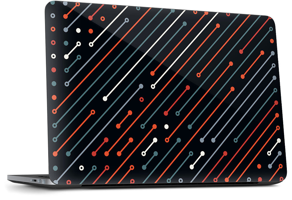 Circuitry Dell Laptop Skin