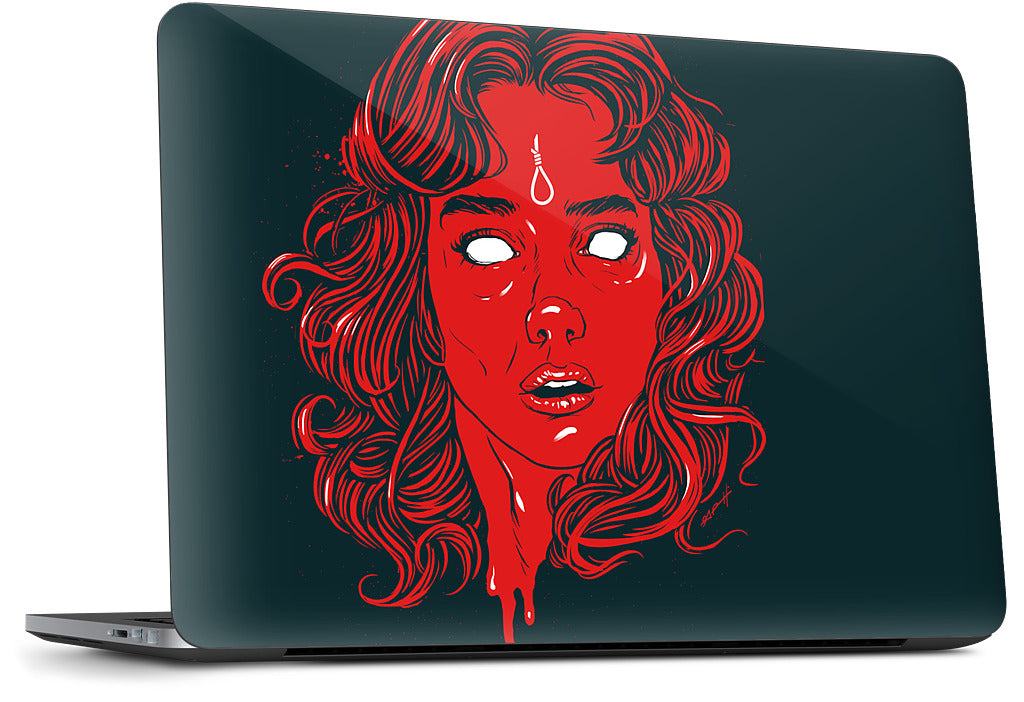 Blood Witch Dell Laptop Skin