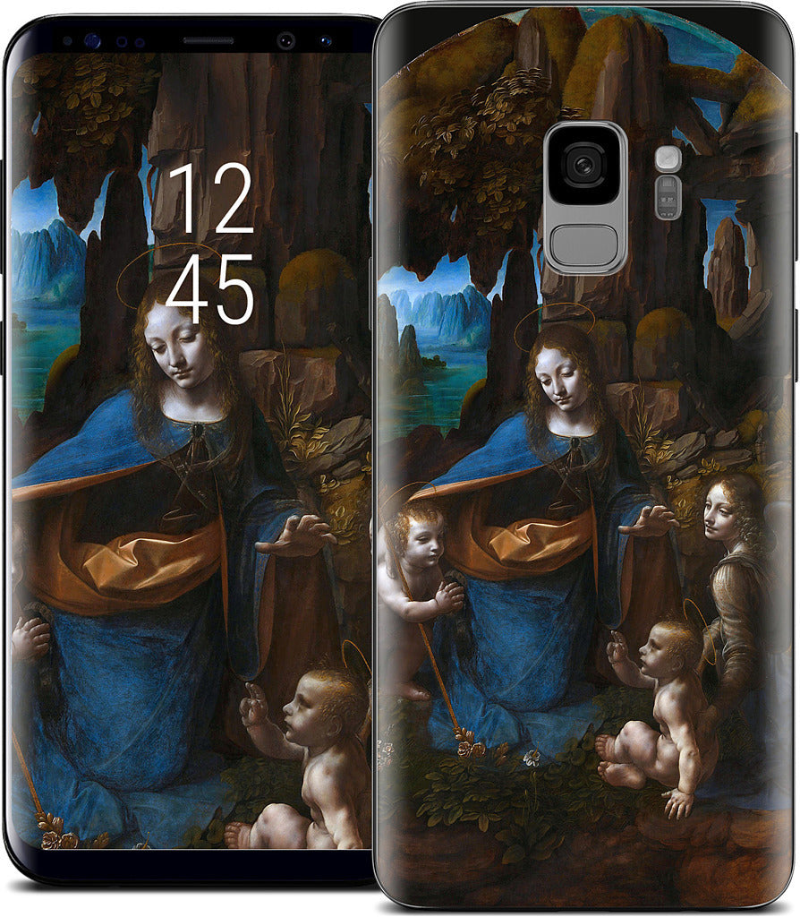 Virgin of the Rocks Samsung Skin
