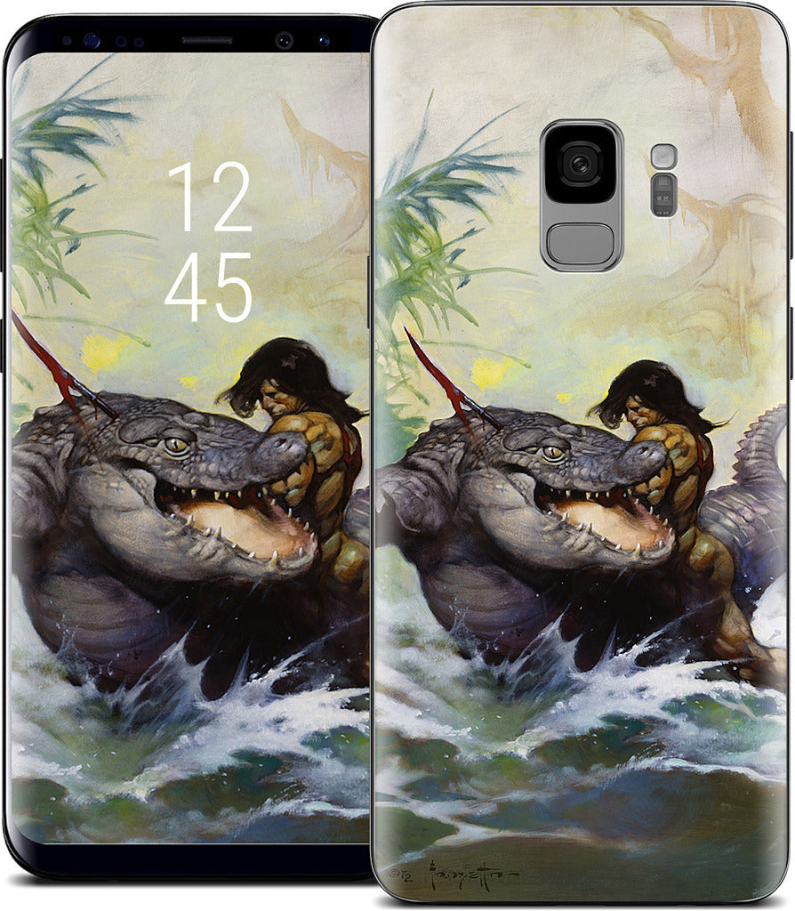 Monster Out Of Time Samsung Skin
