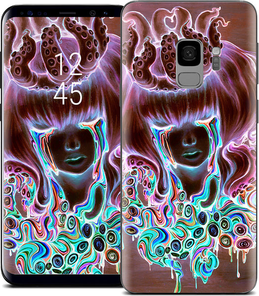The Dream Melt Inverse Samsung Skin