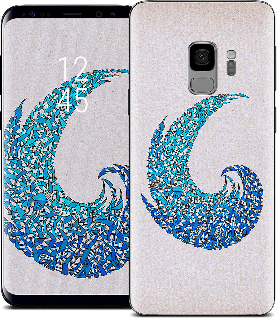 - new wave - Samsung Skin
