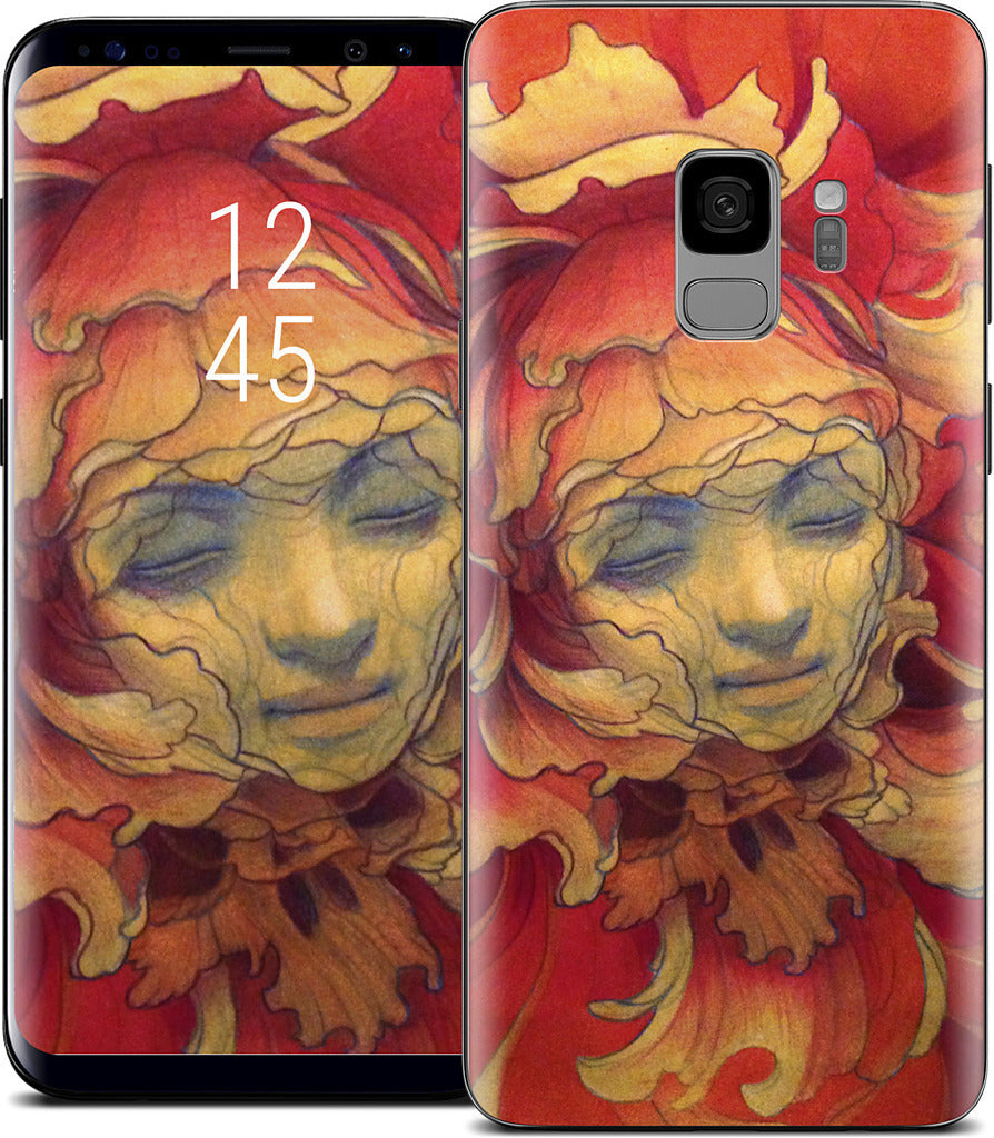 Bloom Samsung Skin