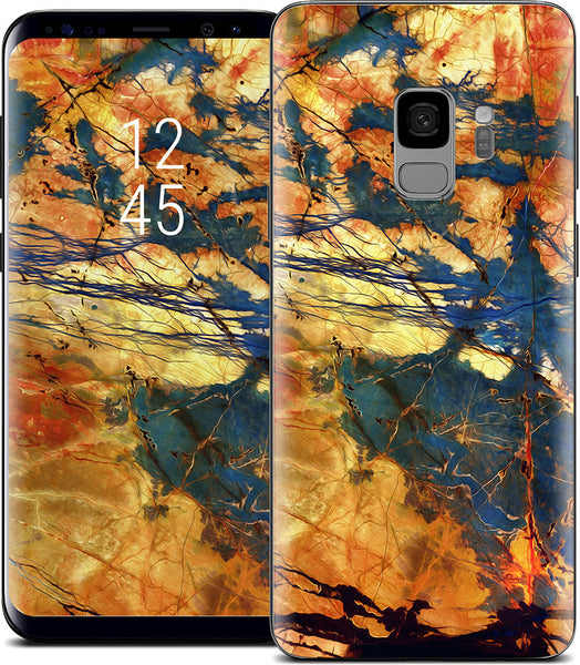 Clearly Knot Samsung Skin