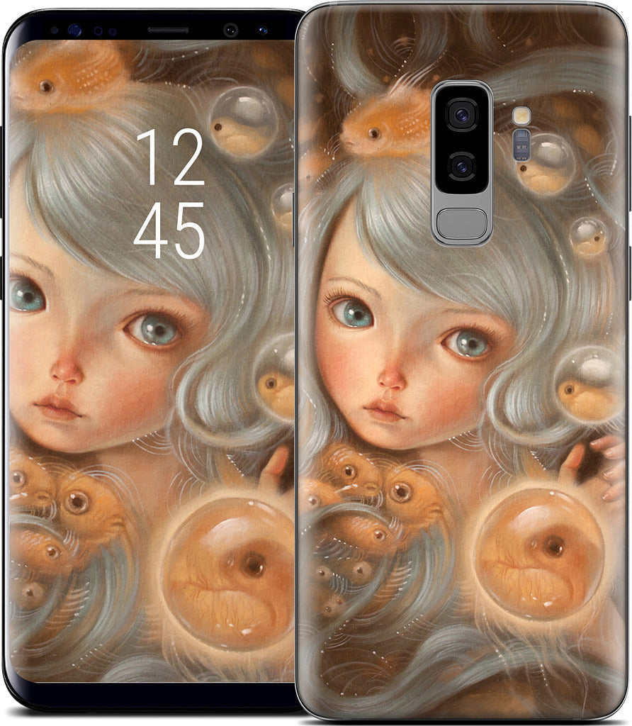Deep Breath Samsung Skin