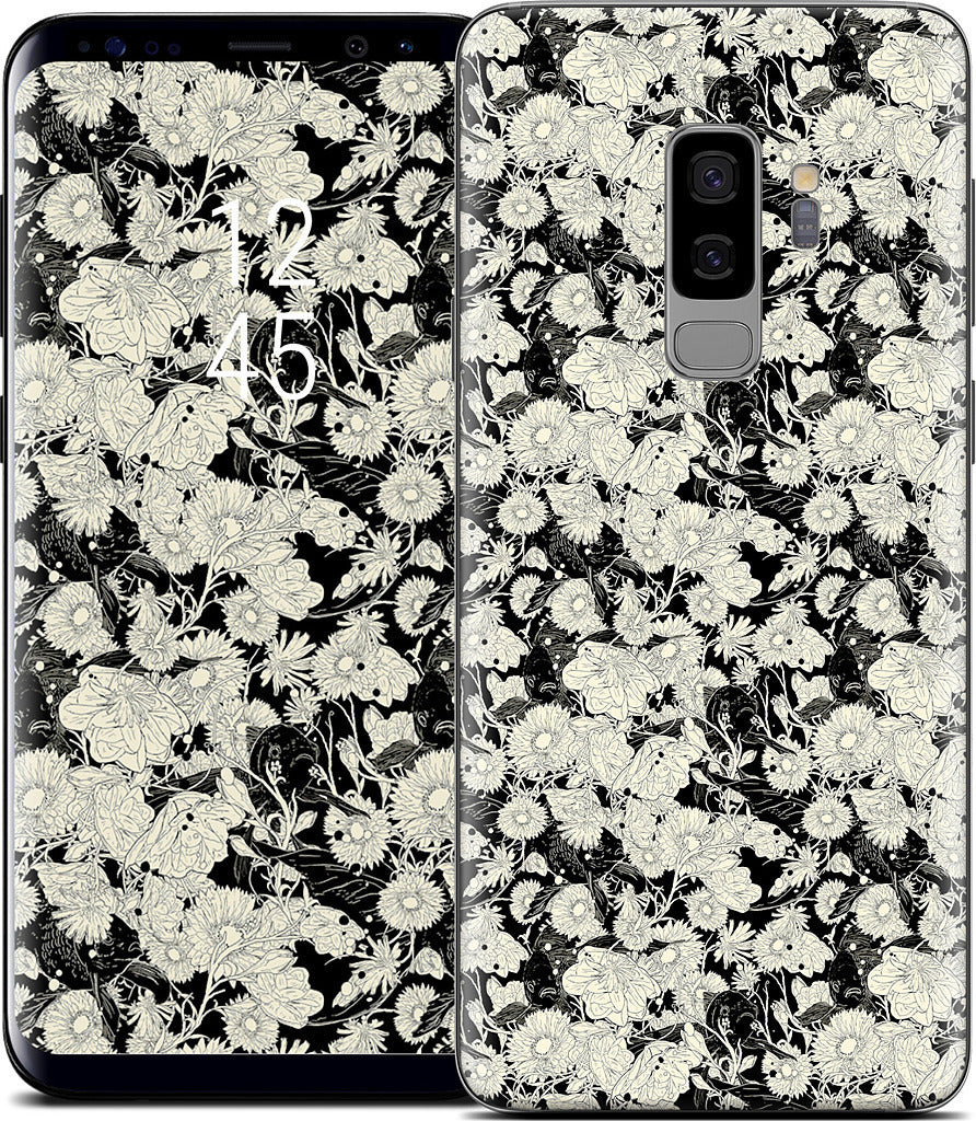 Hide and Seek Samsung Skin